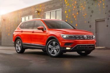 2019 Volkswagen Tiguan SE SUV Slide