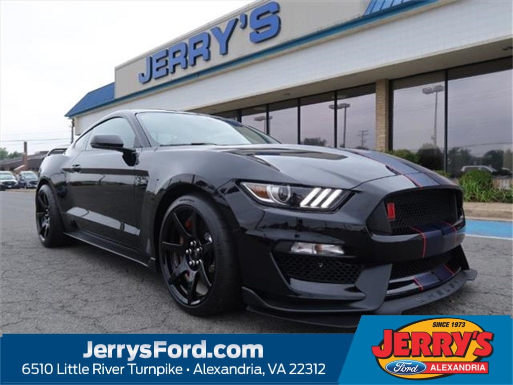 2019 Ford Mustang SHELBY GT350R Slide 0