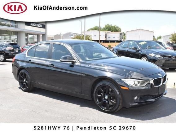 2015 BMW 3 Series 335I XDRIVE 4dr Car Slide 0