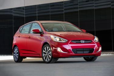 2017 Hyundai Accent VALUE EDITION Slide