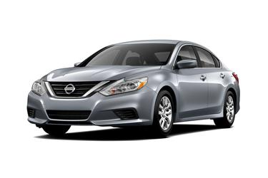 2017 Nissan Altima 2.5 S 4dr Car Slide