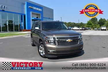 2016 Chevrolet Tahoe LTZ(SUNROOF! CAPTAIN CHAIRS!) SUV Slide