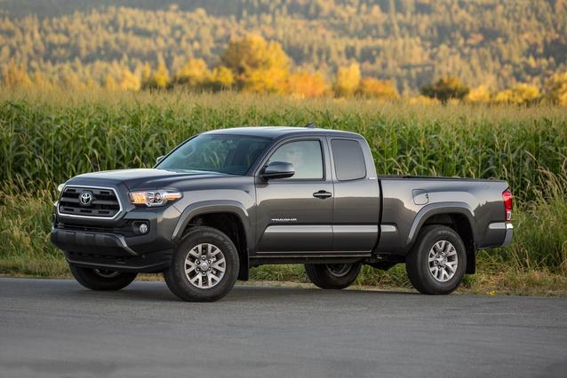 2019 Toyota Tacoma 4WD TRD SPORT TRD SPORT DOUBLE CAB 6' BED V6 AT Crew Cab Pickup Slide 0