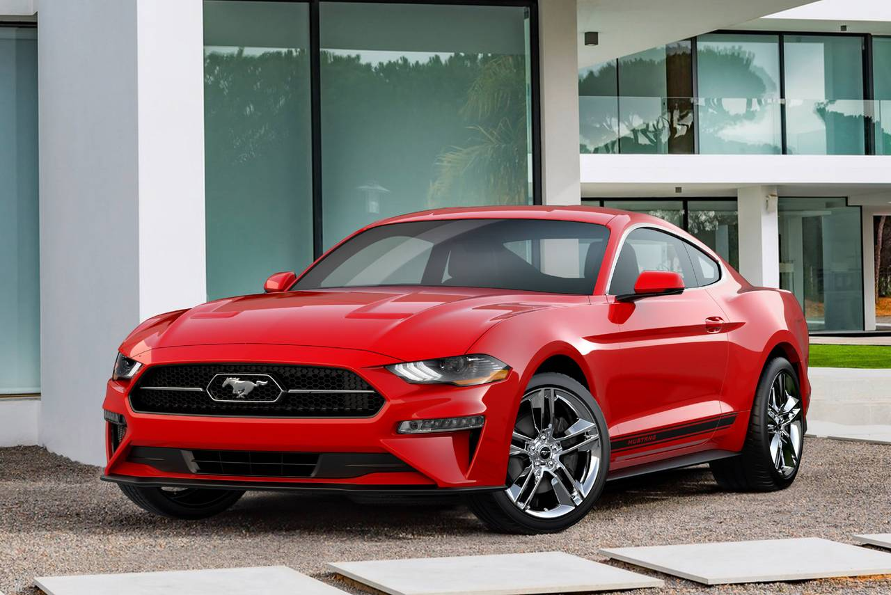 2018 Ford Mustang GT Slide 0