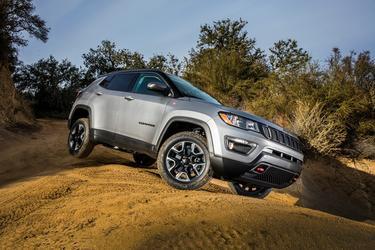 2017 Jeep Compass LATITUDE Hillsborough NC