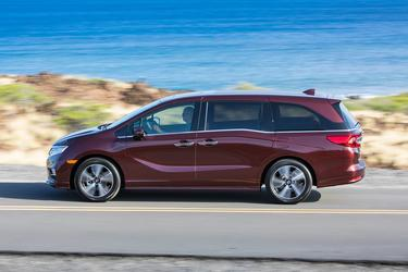 2019 Honda Odyssey EX-L W/NAVI/RES Minivan North Charleston SC