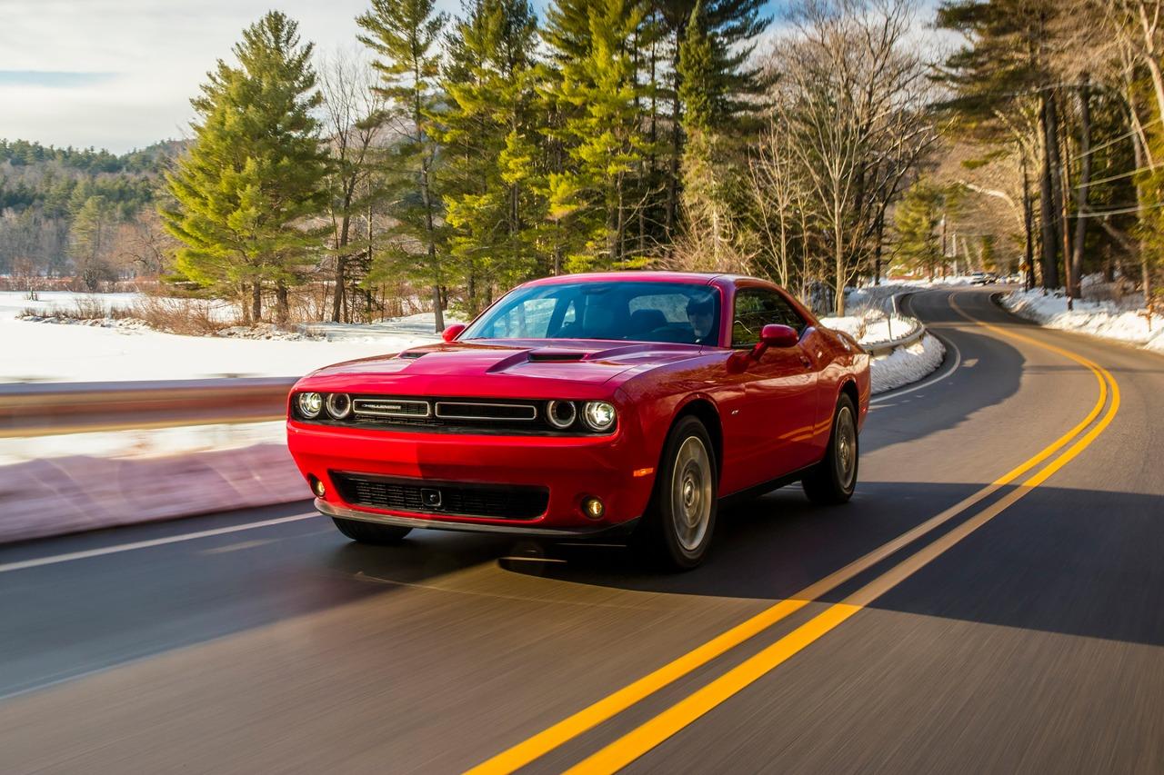 2017 Dodge Challenger R/T 2dr Car Slide 0