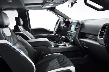 2018 Ford F-150 LARIAT Crew Cab Pickup Durham NC