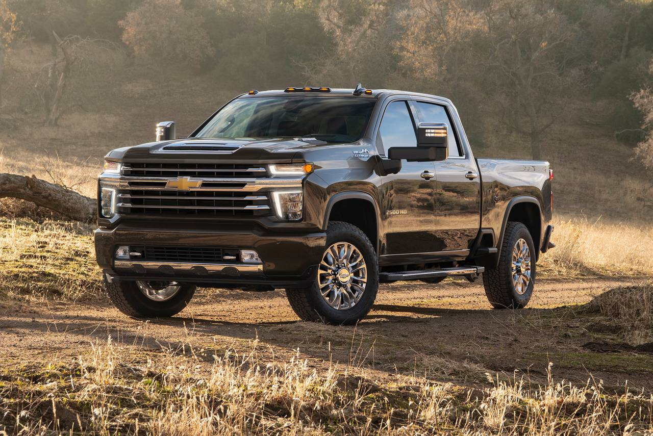 2020 Chevrolet Silverado 2500HD LTZ Slide 0
