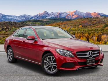 2018 Mercedes-Benz C-Class C 300 4dr Car Slide