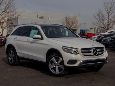 2019 Mercedes-Benz GLC GLC 300 SUV Slide