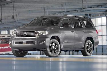 2020 Toyota Sequoia LIMITED LIMITED 4WD Sport Utility Slide
