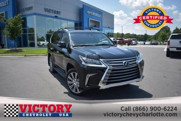 2016 Lexus LX  570(DVD! SUNROOF! NAV!) SUV Slide