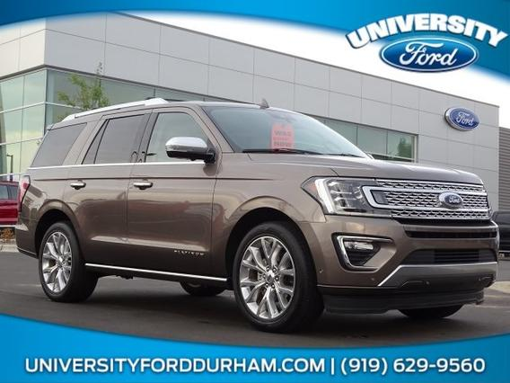 2018 Ford Expedition PLATINUM SUV Slide 0