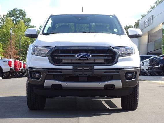 2019 Ford Ranger LARIAT Crew Cab Pickup Charlotte NC