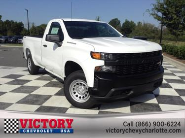 2019 Chevrolet Silverado 1500 WORK TRUCK Regular Cab Pickup Slide