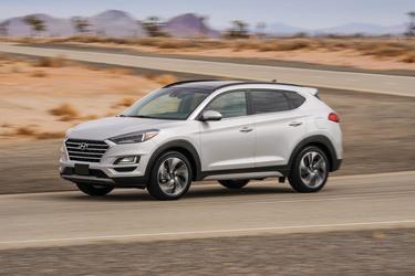 2020 Hyundai Tucson VALUE SUV Slide