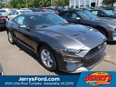 Magnetic 2019 Ford Mustang EcoBoost 2dr Car  VA