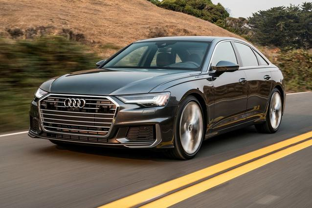 2019 Audi A6 PREMIUM 4dr Car Slide 0