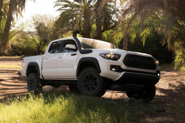 2019 Toyota Tacoma TRD OFF ROAD TRD OFF ROAD DOUBLE CAB 6' BED V6 AT Double Cab Slide 0