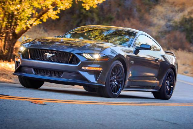 2018 Ford Mustang GT 2dr Car Slide 0
