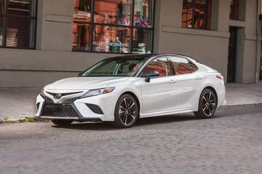 2019 Toyota Camry LE Slide