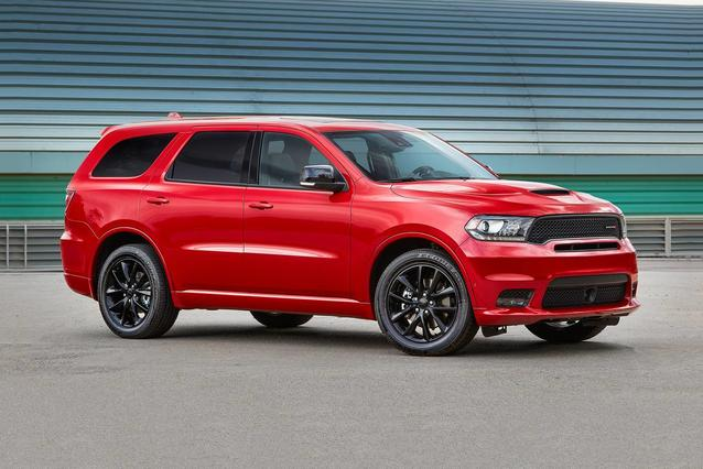 2019 Dodge Durango GT PLUS SUV Slide 0