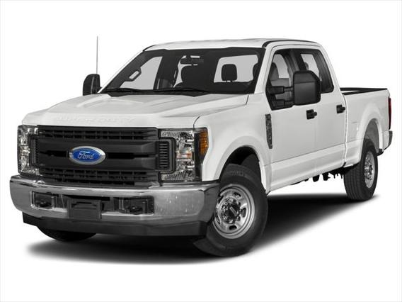 2019 Ford F-250SD XL Crew Pickup Slide 0