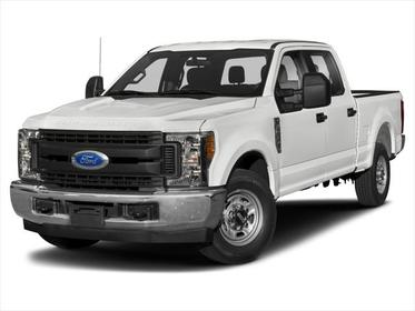 2019 Ford F-250SD XL Crew Pickup Slide
