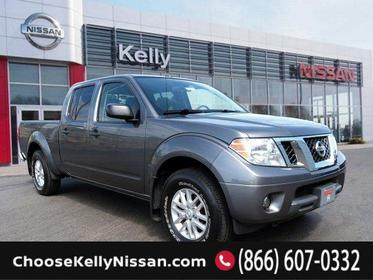 2016 Nissan Frontier SV Long Bed Slide
