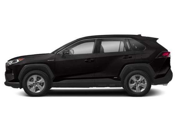 2019 Toyota RAV4 HYBRID XLE Sport Utility Slide 0