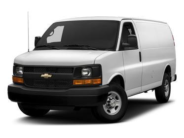 2017 Chevrolet Express 2500 WORK VAN Full-size Cargo Van Slide
