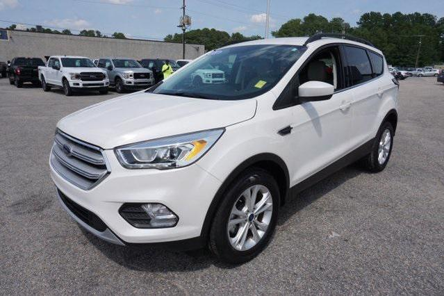 2018 Ford Escape SEL SUV Slide 0
