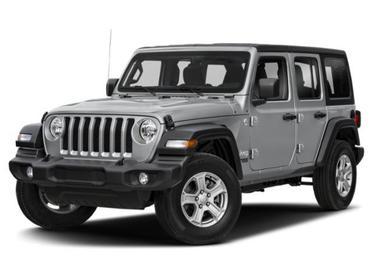 2020 Jeep Wrangler Unlimited SAHARA Convertible Slide