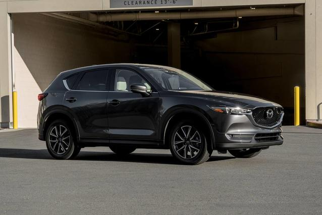 2017 Mazda Mazda Cx-5 GRAND SELECT SUV Slide 0
