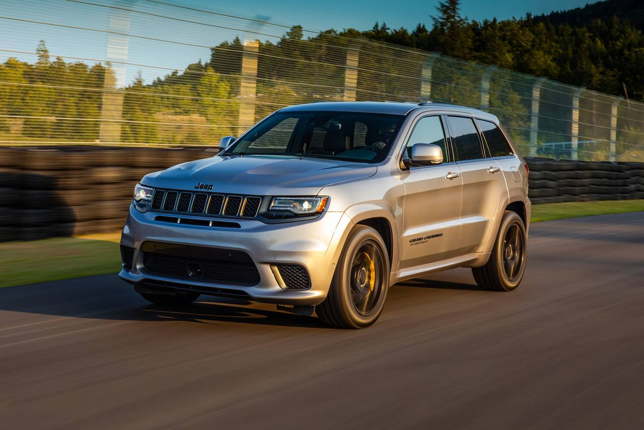 2019 Jeep Grand Cherokee LIMITED Sport Utility Slide 0