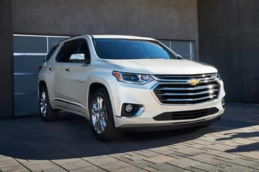 2020 Chevrolet Traverse PREMIER Slide 0