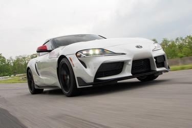 2020 Toyota GR Supra 3.0 PREMIUM 3.0 PREMIUM AUTO 2dr Car Slide