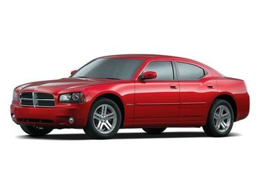 2010 Dodge Charger POLICE 4dr Car Slide