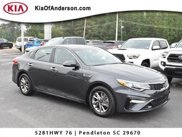 2019 Kia Optima LX 4dr Car Slide