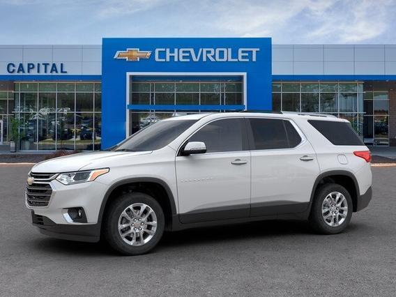 2019 Chevrolet Traverse LT LEATHER Sport Utility Slide 0
