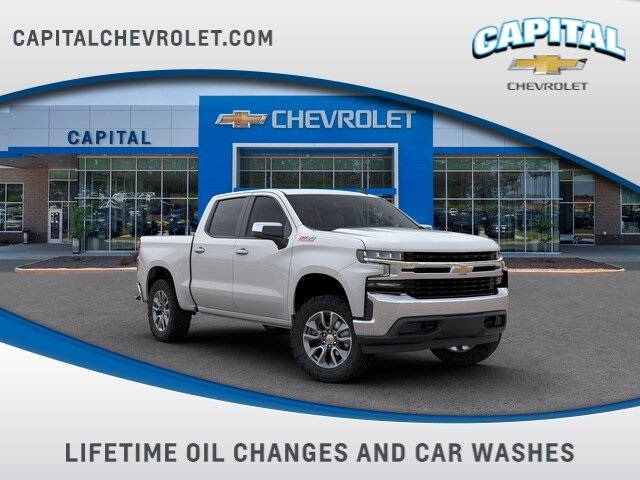 2019 Chevrolet Silverado 1500 LT Slide 0