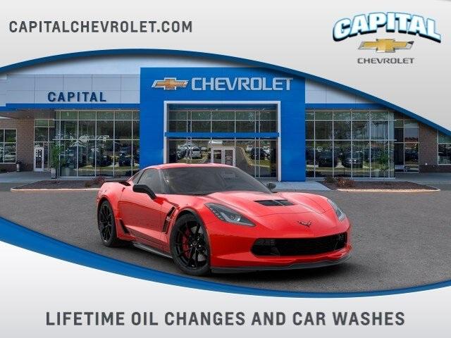 2019 Chevrolet Corvette GRAND SPORT Slide 0