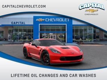 Torch Red 2019 Chevrolet Corvette GRAND SPORT Wake Forest NC