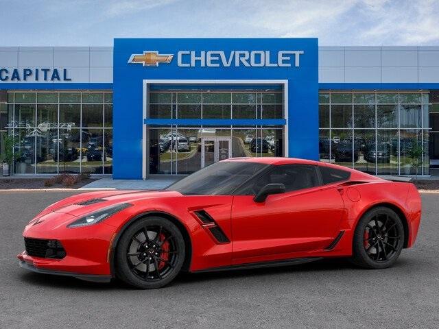 2019 Chevrolet Corvette GRAND SPORT Slide