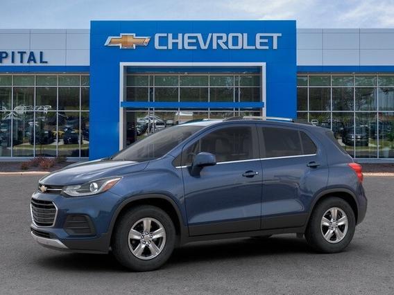 2018 Chevrolet Trax LT Sport Utility Slide 0