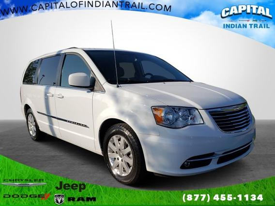 2015 Chrysler Town & Country TOURING Mini-van, Passenger Slide 0