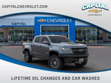 2020 Chevrolet Colorado ZR2 Crew Cab Pickup Slide
