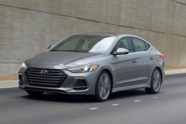 2018 Hyundai Elantra VALUE EDITION 4dr Car Slide 0