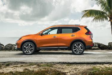 2019 Nissan Rogue SV SUV Hillsborough NC